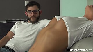 Caught in the Act - August Ames
