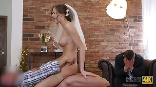 Have you ever boned someone's bride? Stacy Cruz pornography video