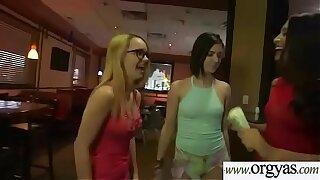 For Lots Of Cash Hard Bang On Web cam Hot Girl (Katalina Mills & Maya Mona) video-19