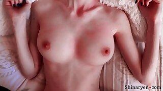 Young Girl Fingering Vagina and Vagina Fucking - Cum on Vagina - Shinaryen